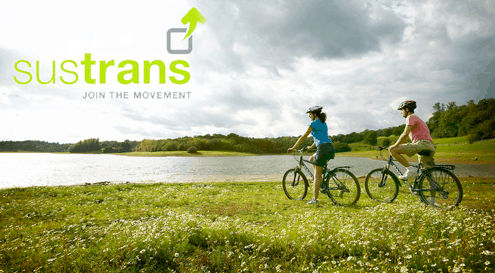 Print campaign - Sustrans cycle movement