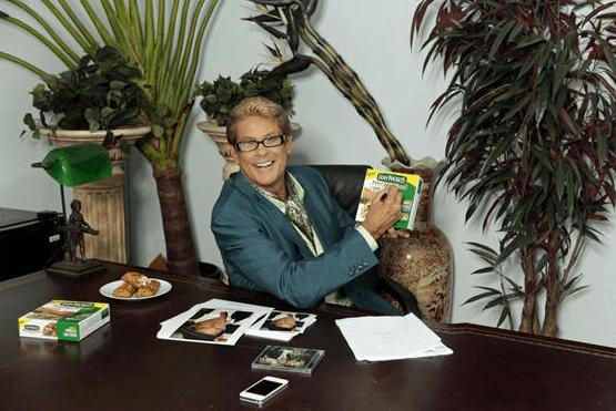 David Hasselhoff for Lean Pockets