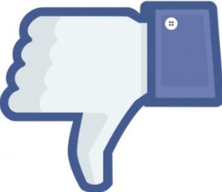 Fraud - Facebook dislike