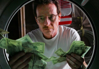 Ideas - Breaking Bad, money laundering