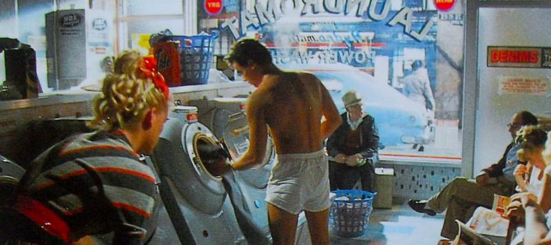 Levi's 1980 - money laundering
