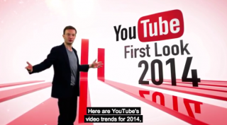 First Look - YouTube 2014 virals