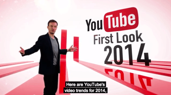 YouTube Announces Upcoming Viral Trends of 2014