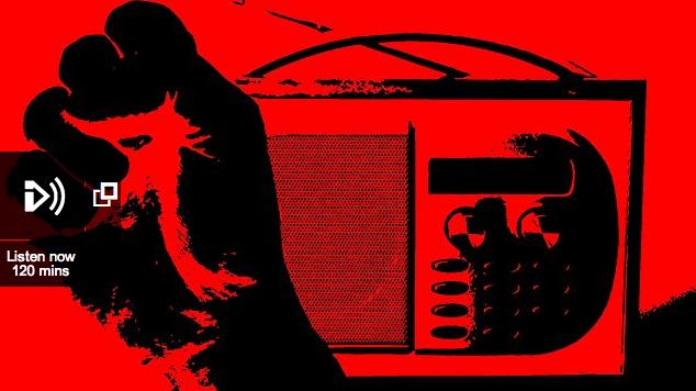 Revolution Radio - Revolution Will Be Televised