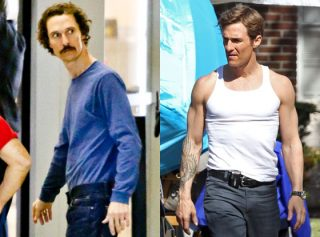 Dallas buyers club - weight loss