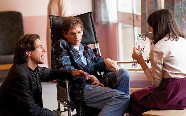 Theory of Everything - Stephen Hawking, Eddie Redmayne, oscars