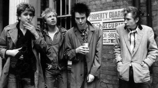 The Sex Pistols; politics; British music
