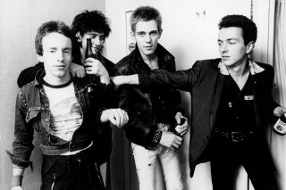 The Clash; politics; election; British music