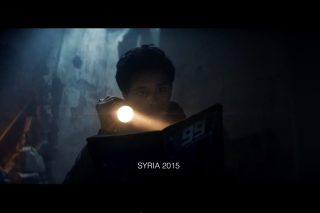 #withSyria; charity campaign; viral video