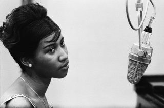 Aretha Franklin; politics in music; USA