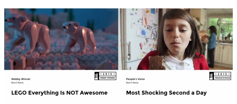 WebbyAwards;viralvideo;mostshocking
