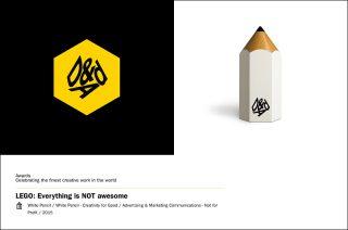 dandad-d&ad-dont panic-white pencil-greenpeace-lego-shell-advertising agency london-creative agency london