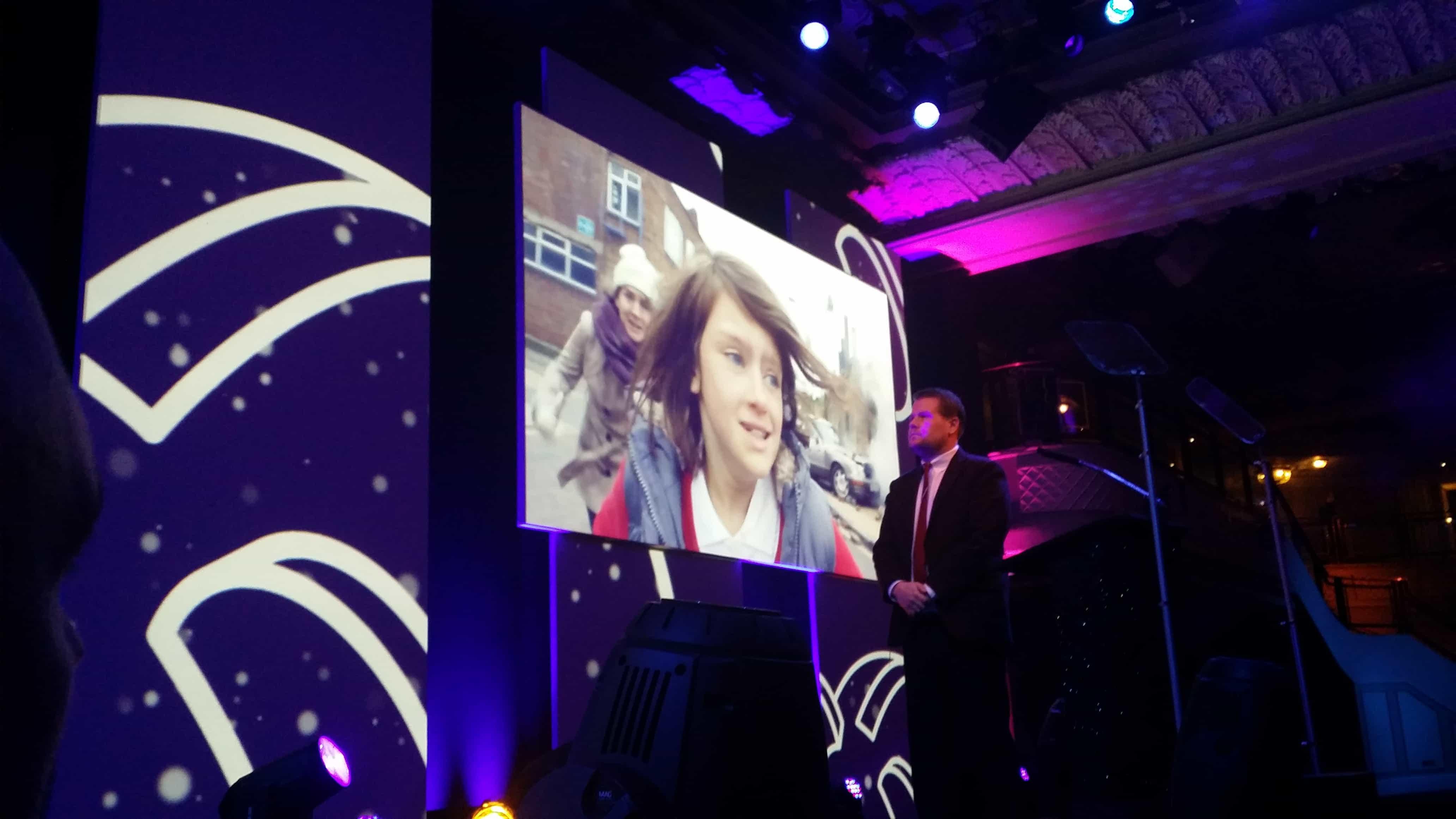 james cordon campaign big awards don't panic
