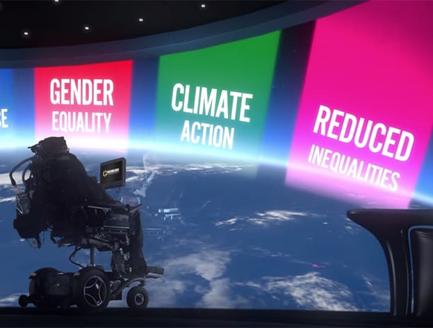 A Personal Message From Professor Stephen Hawking