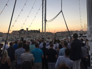 Cannes Lions; NewsUK; Boat Party; 2016; Take That