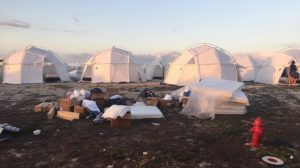 Fyre Festival: complete chaos, deceptive advertising and cheese sandwiches